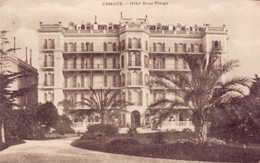 Ancien casino municipal cannes