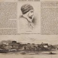 Article sur les prisonniers arabes � l'�le Sainte Marguerite - L'Illustration, Journal Universel - 1844 (AD06_1Z263(2))