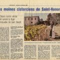 Article Nice-Matin, 1985 � NM