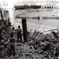 Photographie des destructions du quai Saint-Pierre, aout 1944 (13Fi159)