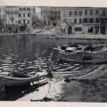 Photographie des destructions du quai Saint-Pierre, aout 1944 (13Fi395)