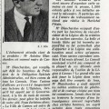 Article de presse du journal L'Opinion sur la nommination du nouveau maire de Cannes, 22 mars 1941 (Jx47)