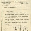 Horaires d�interdiction de circulation c�ti�re : 22heures � 6 heures, 5 avril 1943 (4H31)