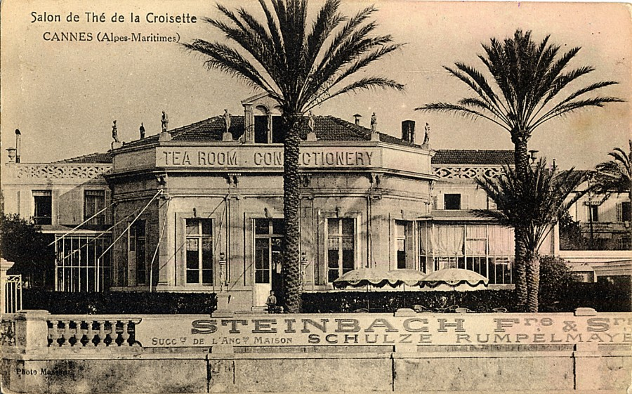 Salon de th� sur la Croisette, s.d. (2Fi1341)